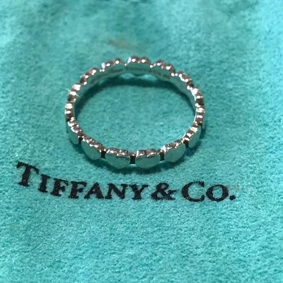 7b8ac5f9e Tiffany & Co. Jewelry | Crown Of Hearts Band Paloma Picasso Tiffany ...